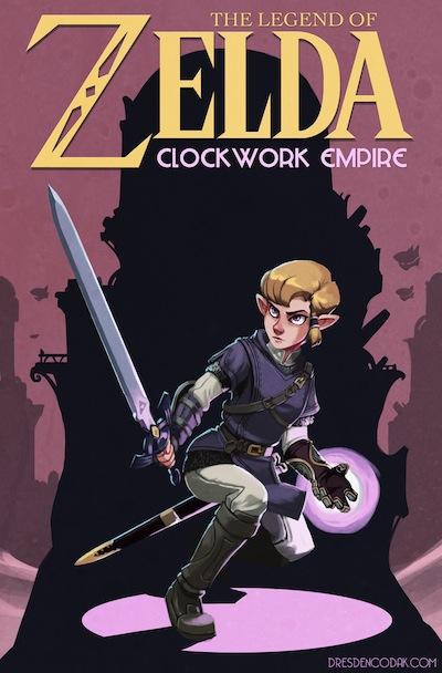 """""""The Legend of Zelda: Clockwork Empire"""""""