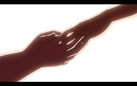 (Kazuki's hand slips out of Haruka's)